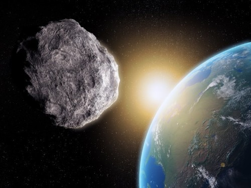 NASA will attempt to knock an asteroid out of orbit for the first time in 2022