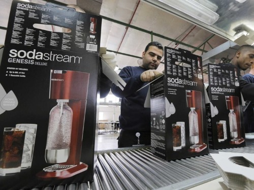 Home Soda Machine Sales Are Surging