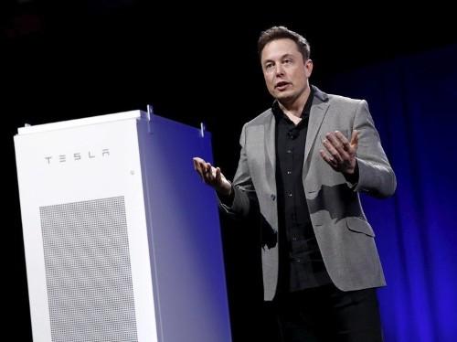 Elon Musk's big announcement: It's called 'Tesla Energy'