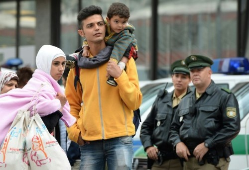 German industries have an economic case to welcome refugees