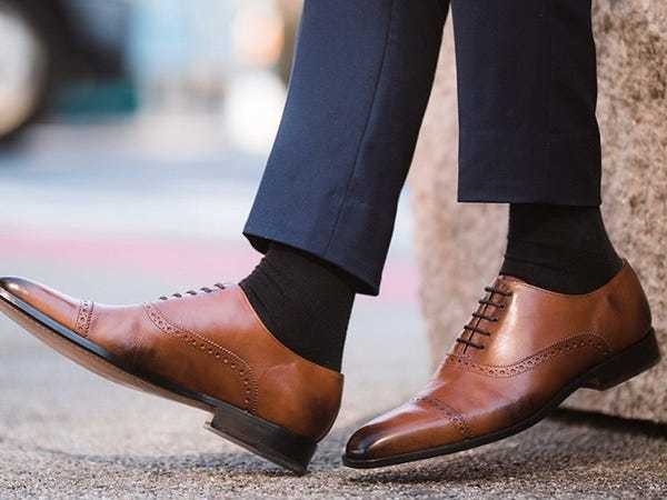 This startup's dress shoes prove guys don't have to spend a lot to get great quality and... - Business Insider