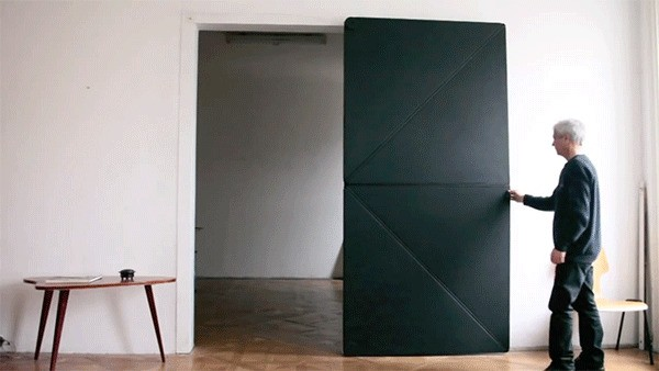 An Austrian Artist Has Completely Reinvented The Door