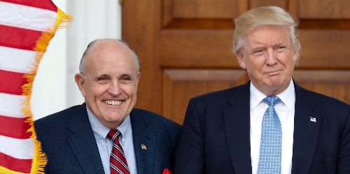 Federal prosecutors investigating if Giuliani violated foreign lobbying laws: NYT - Business Insider