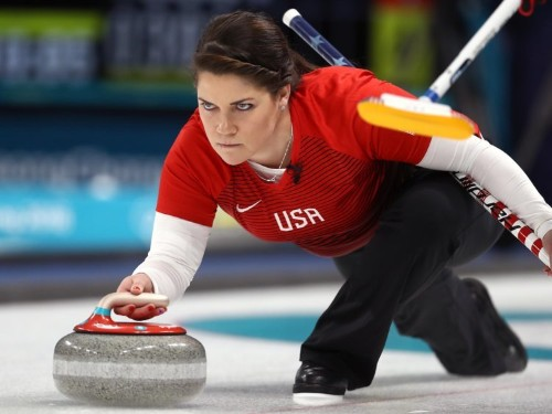 Why curlers sweep the ice