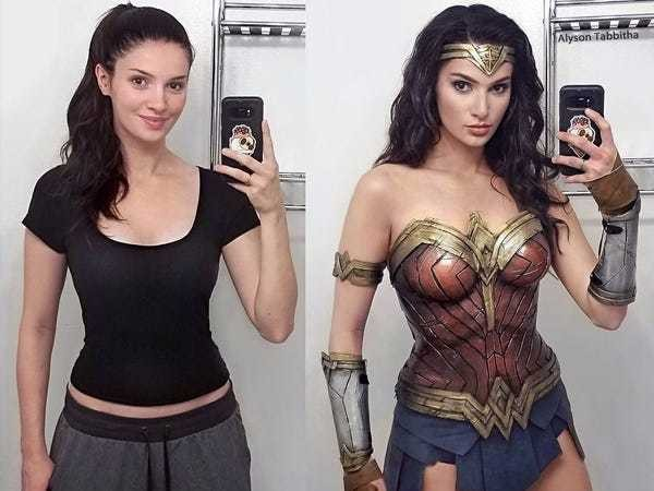 A cosplayer who can transform into any character is going viral - Business Insider