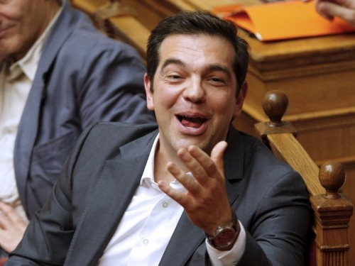 Greece votes 'Yes'