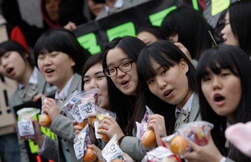 South Korea's Education Fever Needs Cooling