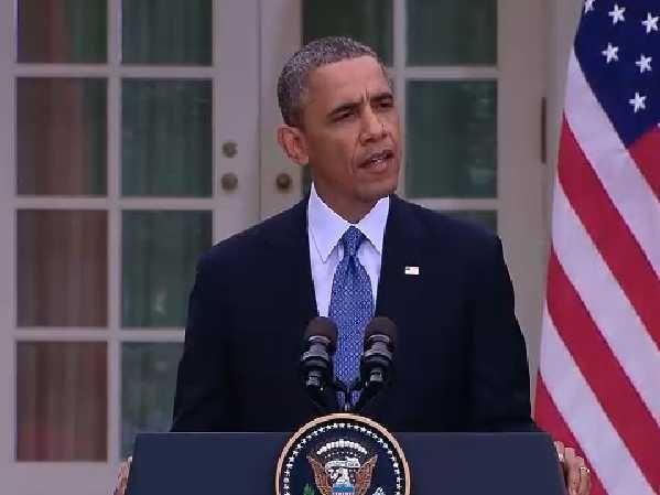 Barack Obama's Presidency Is Imploding