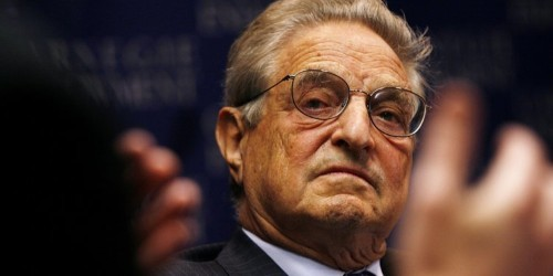 Soros slams Facebook and Google as 'menace' to society, 'obstacles to innovation'