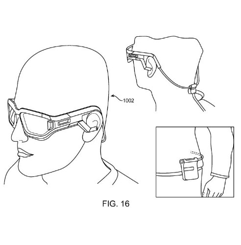 New Patent Gives Us A Better Idea Of What's Behind Google's Mysterious 'Cinematic Reality' Investment