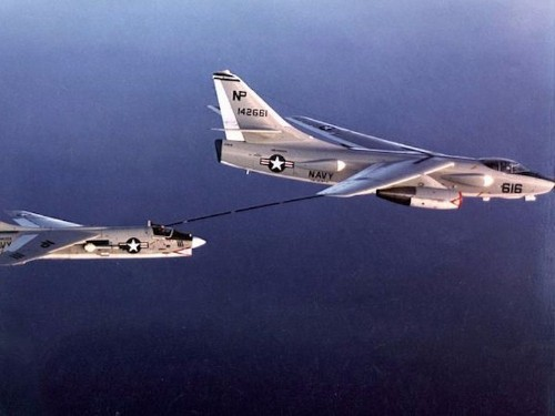 This 'Whale' saved 700 planes during the Vietnam War