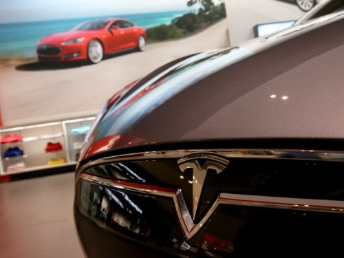 There are 2 parts to the Tesla Model 3 debut