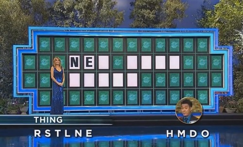 You'll Never Believe This Guy's Crazy 'Wheel Of Fortune' Solution