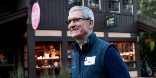 Apple just shared some staggering statistics about how well the App Store is doing