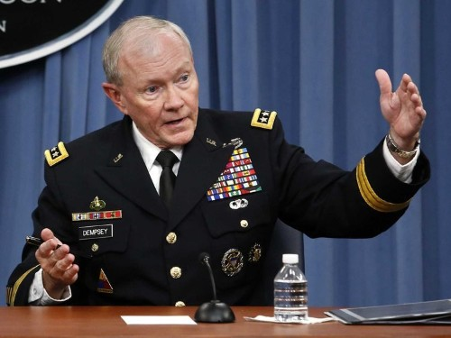 America's Top Military Officer Explained The Big ISIS Problem In One Sentence