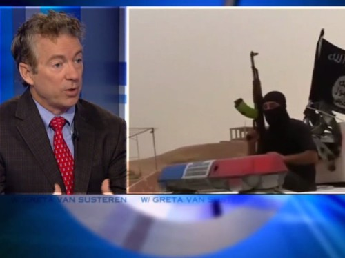 Rand Paul Slams Obama's 'Absurd' Legal Argument For ISIS Fight