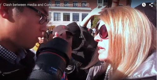The student journalist who spurred a free speech debate at Mizzou thinks the outrage is misplaced