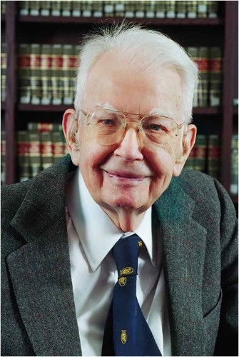 Here's The Key Thing You Should Know About Ronald Coase, The Great Economist Who Died Yesterday At 102