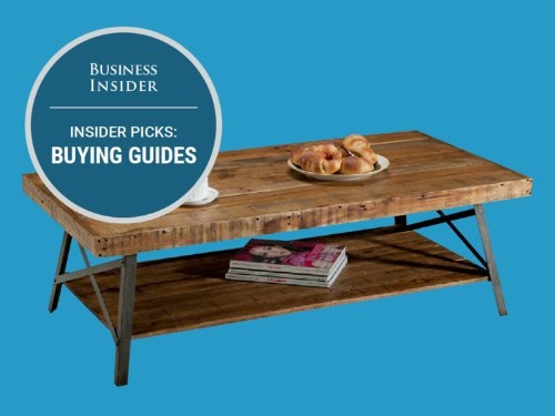The best coffee tables you can buy