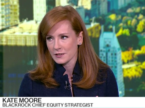 The equity chief at $5.4 trillion investment behemoth BlackRock shares her best investing advice