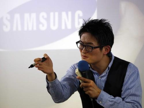 South Korean 'Cram Schools' Teach How To Get A Job At Samsung