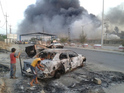 New Report Details The Horrific 'Ethnic Cleansing' By ISIS In Iraq