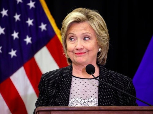 This might be the most brutal poll yet for Hillary Clinton