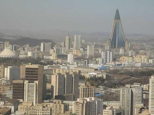 North Korea's Enormous, Half-Finished 'Hotel Of Doom' Hits A Major Snag