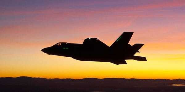 US, European allies map out larger role for F-35 fighter - Business Insider