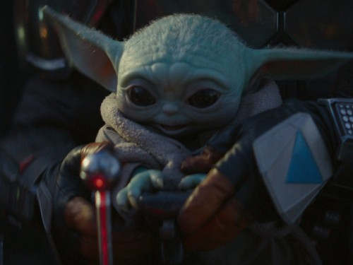 It was 'The Lion King' star Donald Glover's idea to keep Baby Yoda a secret