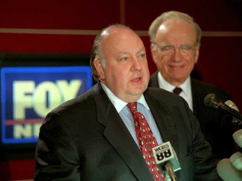 Fox News Fires Top Executive And 'Right-Hand Man' To Roger AIles
