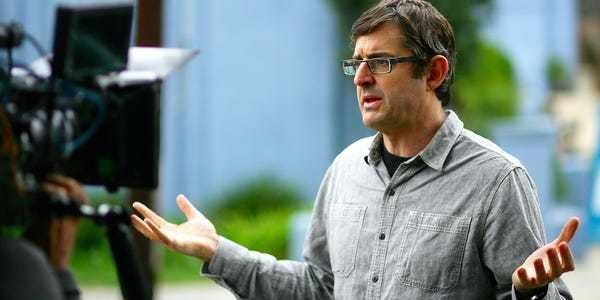 Louis Theroux 'My Scientology Movie' interview - Business Insider