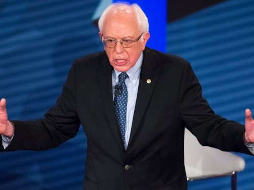 BERNIE: It's 'beyond comprehension that Lloyd Blankfein would lecture our campaign'
