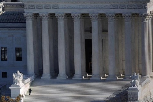 The Supreme Court could be headed for another 4-4 split over a controversial civil rights lawsuit