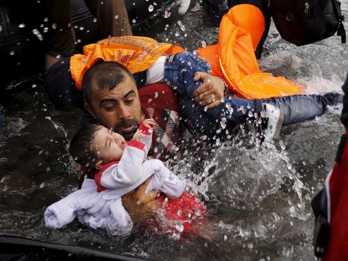Google just launched a 'Crisis Info Hub' to help with Europe's worst refugee crisis in 60 years