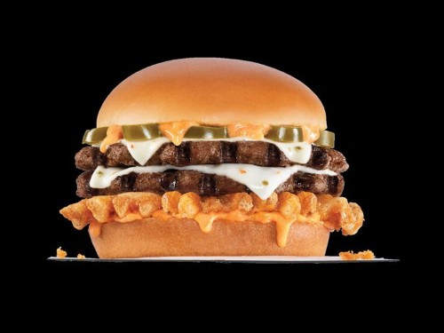 Carl's Jr. will become the first major fast-food chain to debut a cannabis-infused burger
