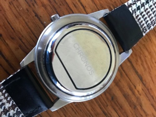 Chronos can turn your old-school timepiece into a smartwatch — here's what it's like to use