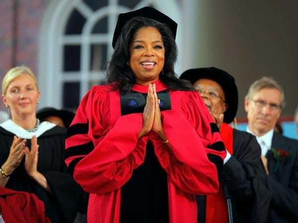 Oprah Winfrey says her 'secret to success' lies in a single question - Business Insider