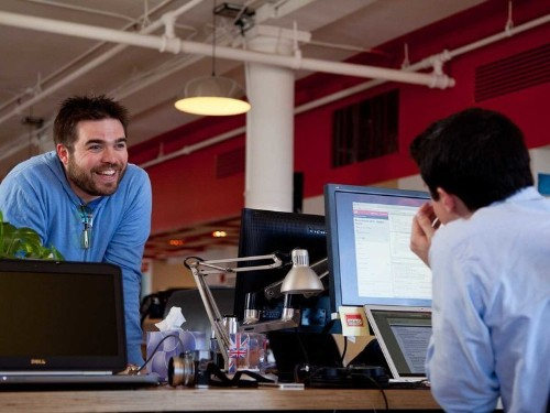 The 25 Best Companies To Work For In 2014