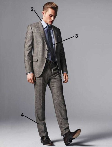 57 Rules For Looking Sharp In A Suit - Business Insider