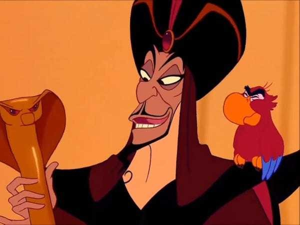 Artist envisions what Disney villains would look like in real life - Business Insider