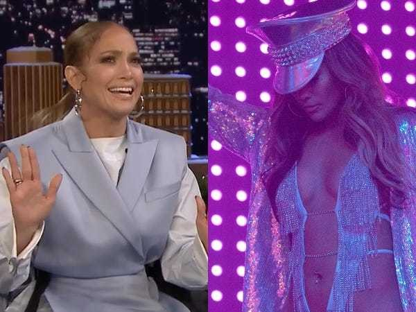 'Hustlers'' Jennifer Lopez took photos of her bruises to prove she pole danced - Business Insider