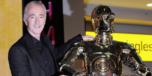 69-year-old actor who plays C-3PO in 'Star Wars' says he faced Disney's wrath over a rogue tweet
