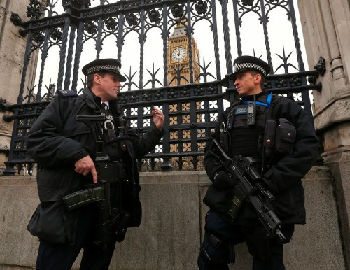 Britain has foiled 13 terror plots since 2013, and incidents inspired by ISIS are a 'large part' of the problem