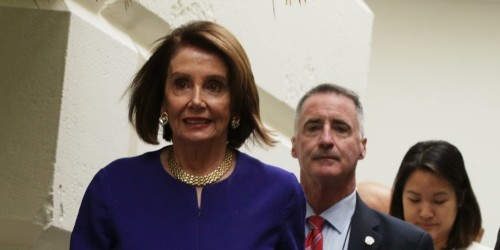 Pelosi and Schumer furious after Trump infrastructure meeting