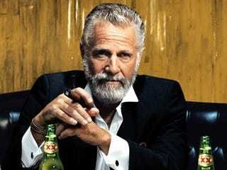 The Truth About 'The Most Interesting Man In The World' - Business Insider