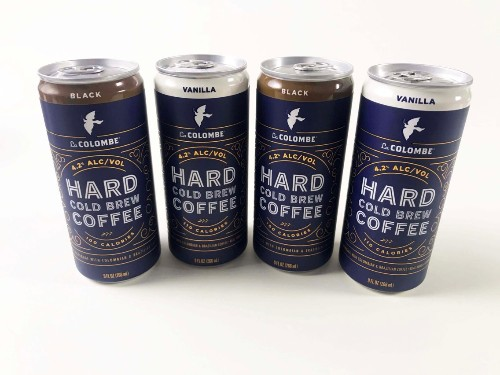 La Colombe and MillerCoors create Hard Cold Brew Coffee: review