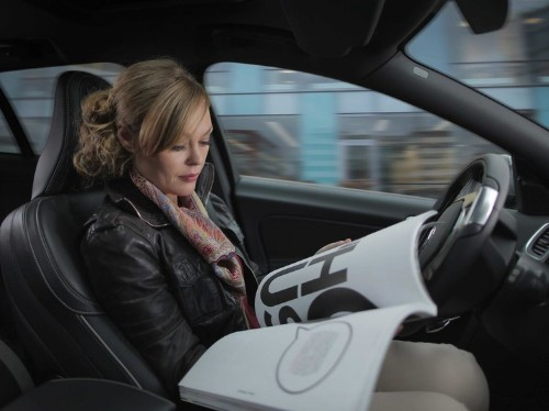 Volvo: our self-driving cars are better than humans