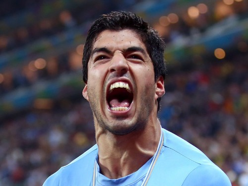 The 12 Most Outrageous Things Luis Suarez, The World Cup's Biggest Villain, Has Ever Done