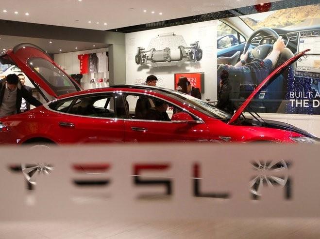 Tesla Motors - Magazine cover